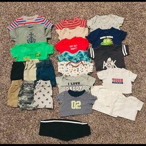12 month boy bundle
